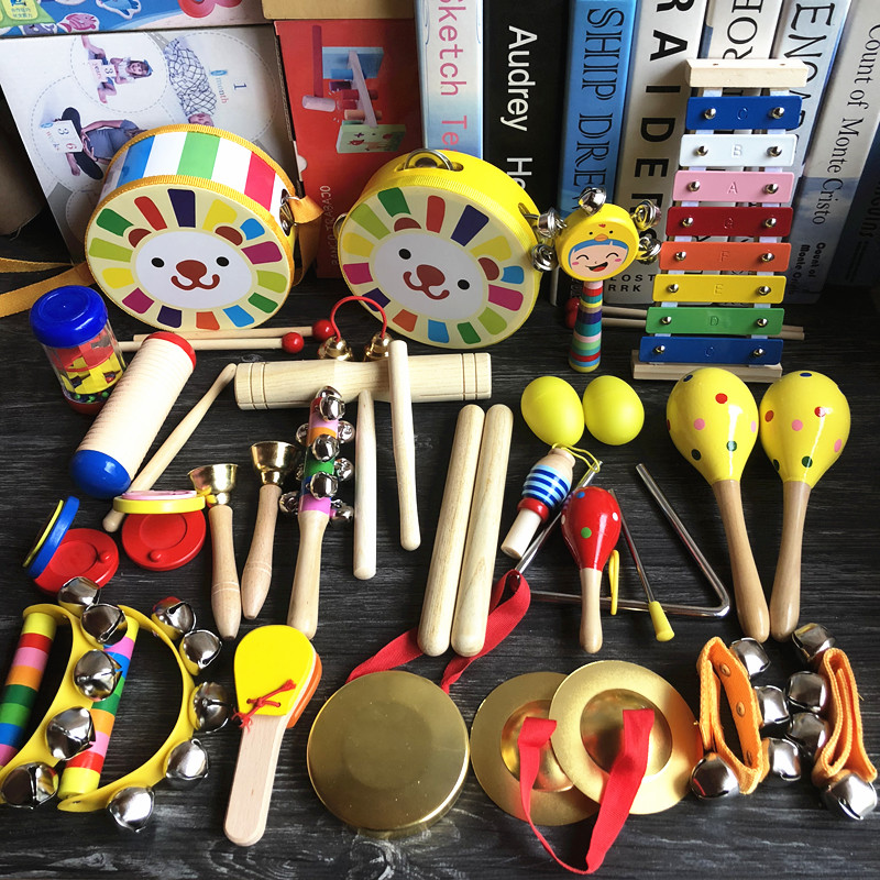 Наборы музыкальных инструментов для детей Артикул 578222872726