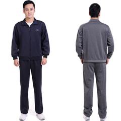 Mùa hè trung niên nam quần mỏng phần XL thẳng quần chân eo cao quần sâu quần tây giản dị của nam giới cha