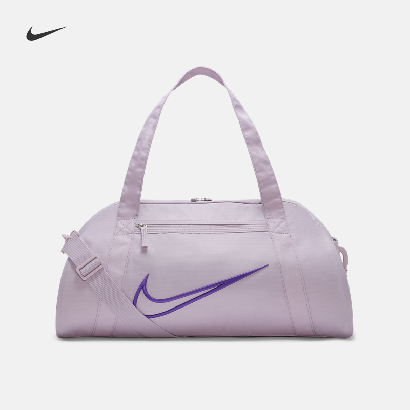 Nike Nike Official GYM CLUB Women's Training Luggage Bags Collection Nats Light and Durable Pershot Opened Light DA1746