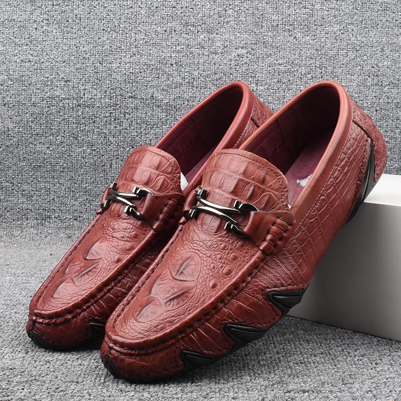 tata的黄皮鞋搭配什么衣服好看:皮鞋搭配这些衣服好看