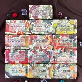 意大利NestiDante内斯蒂·丹特有机蔬菜水果美肤沐浴洁面精油香皂