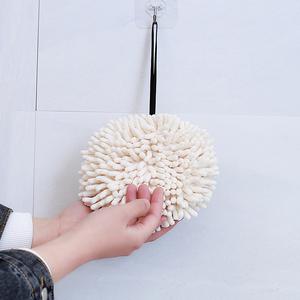 领3元券购买实用擦手球厨房不掉毛浴室吸水抹布