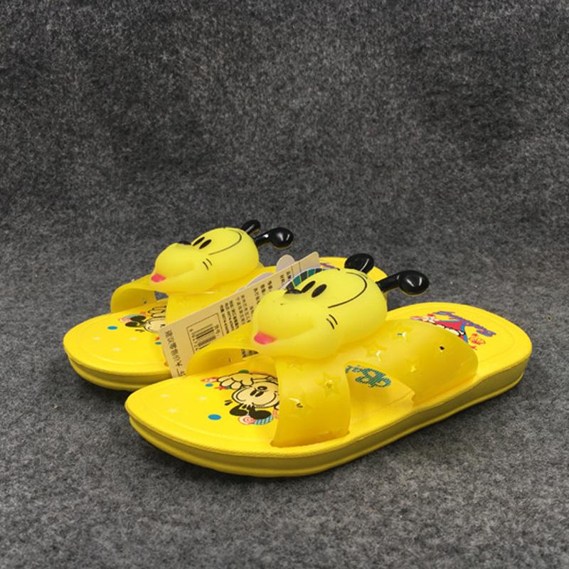 特价清仓品牌童鞋拖鞋男女儿童凉拖断码处理防滑耐磨浴室拖27-30