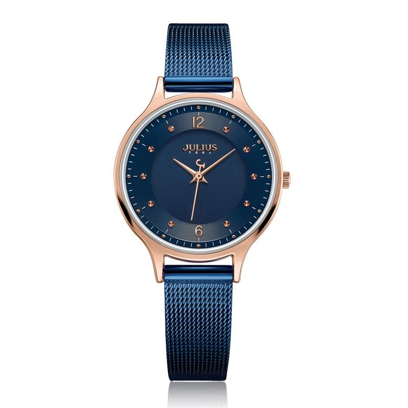 ポリゴン時のスチールベルト女性の腕時計の超薄型ファッションファッションモデル、防水クオーツ、中学生のカジュアル時計の規格品です。