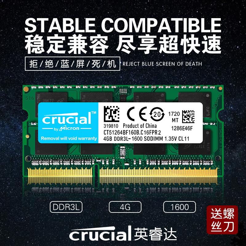 Оперативная память для ноутбуков Артикул 588386585546