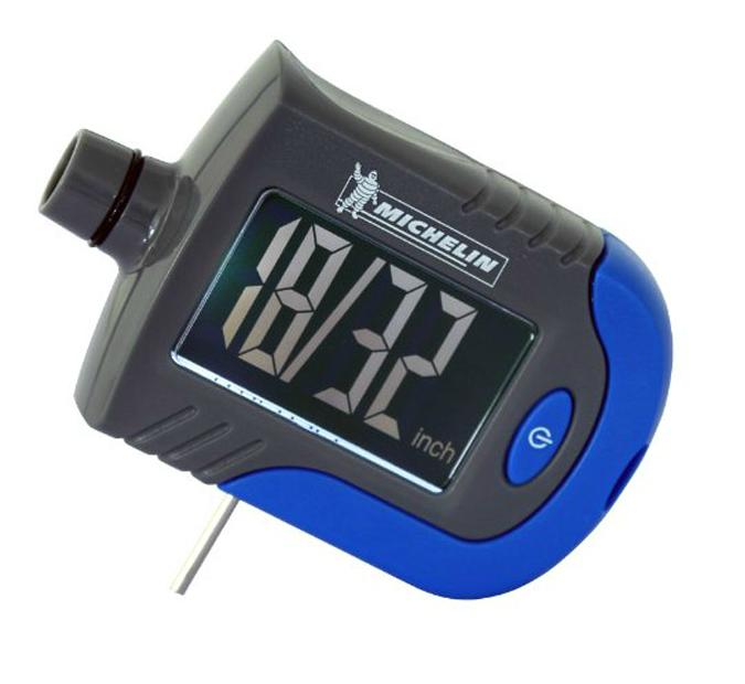 米其林 高精度數顯胎壓計 汽車胎壓監測胎壓表 輪胎氣壓表測壓器