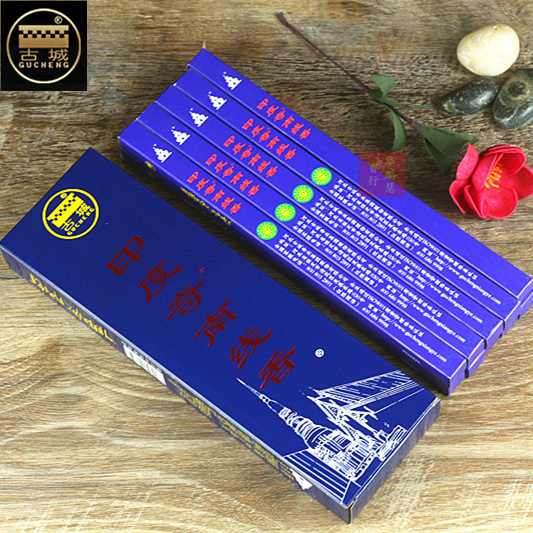Ancient city incense industry India Qinan line incense incense sanitary incense purified air environmental protection health incense toilet room deodorization