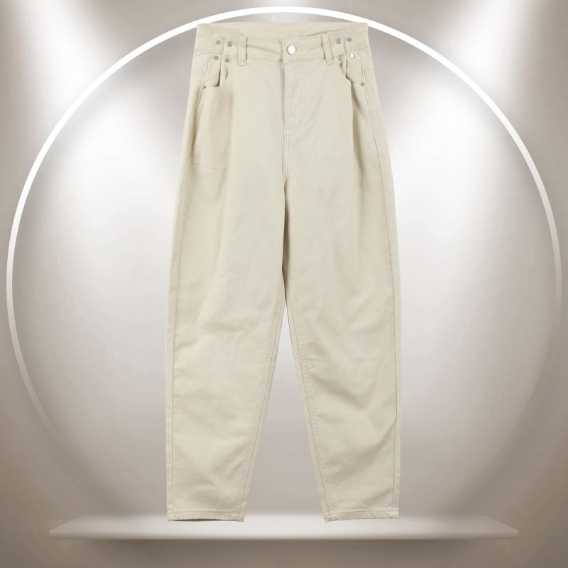 miroy/麦诺伊秋冬装2020新款shop1972哈伦休闲裤 MR240461020