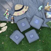 户外野餐垫防潮垫便携可折叠沙滩坐垫春游草坪垫子野餐布野营地垫