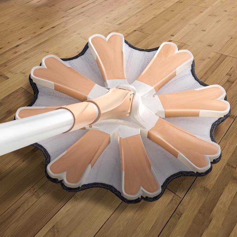 (用10元券)免手洗平板木地板家用懒人净地拖布