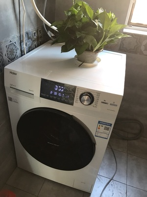Haier/海尔 EG10014BD959WU1 Rosecare 10公斤直驱变频滚筒洗衣机怎样,护衣效果如何