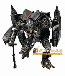 皇冠高仿KO版变形金刚电影版领袖级金属色天火可与擎天柱合体声光