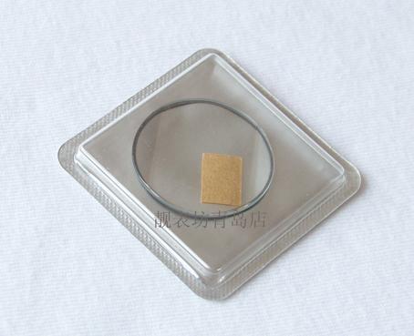 手表配件代用 罗西尼型号 5233 水晶玻璃表镜