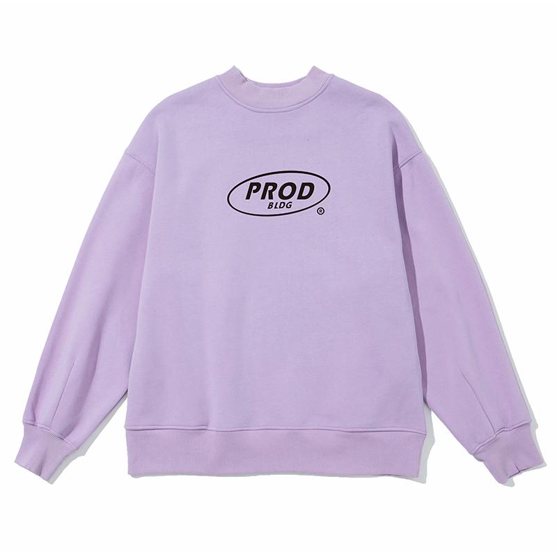 PROD独立设计纯色潮牌情侣卫衣