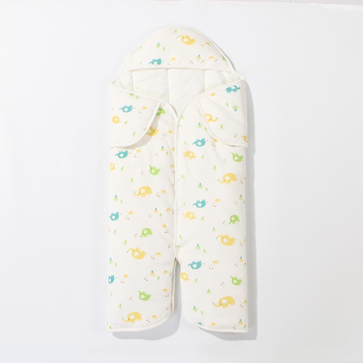 Вода звезда домой спин спальный мешок ребенок противо удар одеяло ребенок спальный мешок ребенок осень и зима противо удар находятся Baby плечи стиль