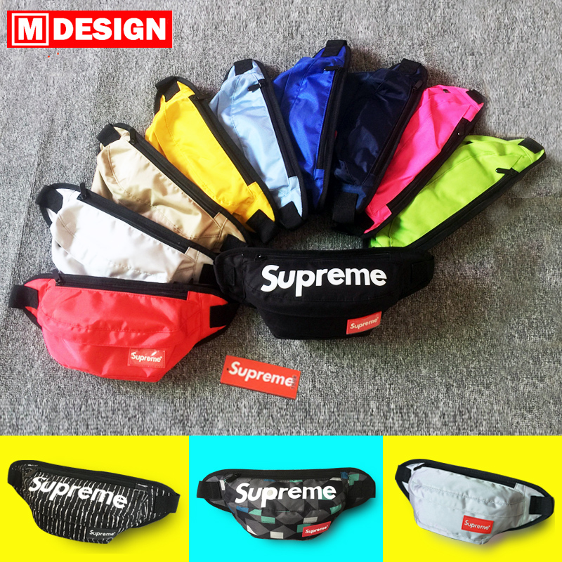 Chest pockets leisure sports bag female Korean male chest pack multifunction outdoor riding pockets Messenger Bag