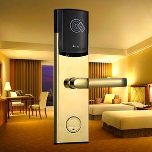 宾馆智能感应刷卡电子门锁爱迪尔1800民宿1100公寓1003兼容原系统