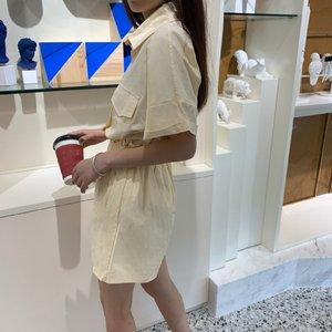 2020售價不低于韓版寬松襯衫洋氣闊腿短褲時尚兩件套裝