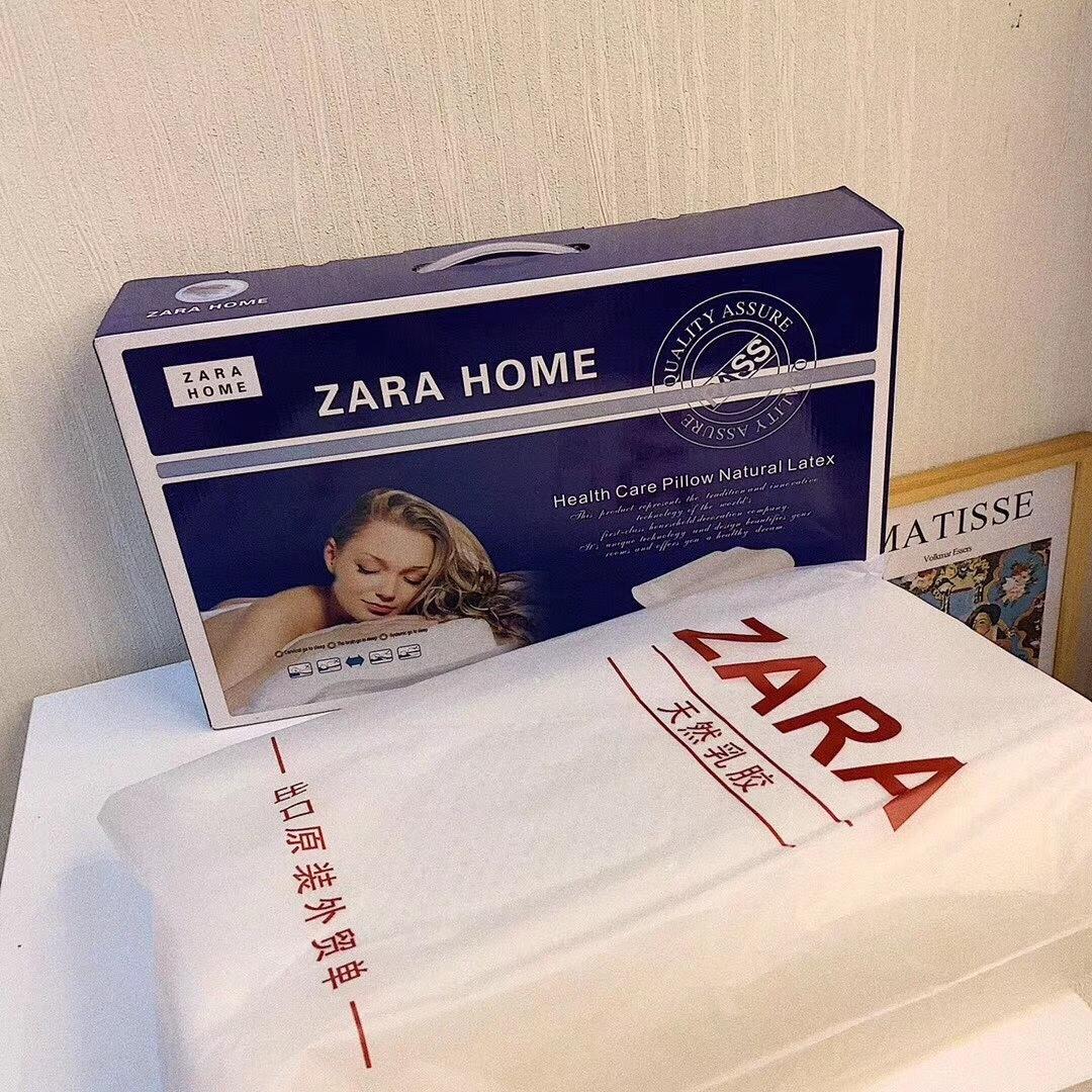 10月16日最新优惠护颈椎赠品zara乳胶慢回弹记忆枕