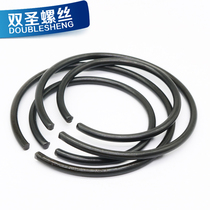 70 Manganese steel wire GB895.2 shaft with steel wire bezel stop ring card spring ¢8-¢70