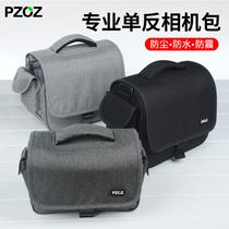 适用于佳能m50索尼a7m3富士xt30尼康单反相机包g7x2摄影微单200d数码收纳包相机套配件100便携小包男女单肩6