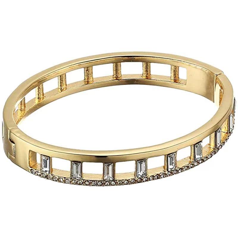 US tax inclusive 8.30% off Vince Camuto Vince camodo womens fine button Hinge Bracelet