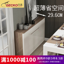 Ultra-thin dining cabinets modern simple lockers multifunctional wine cabinets living room Kitchen Nordic tea water Cabinet Restaurant cabinets