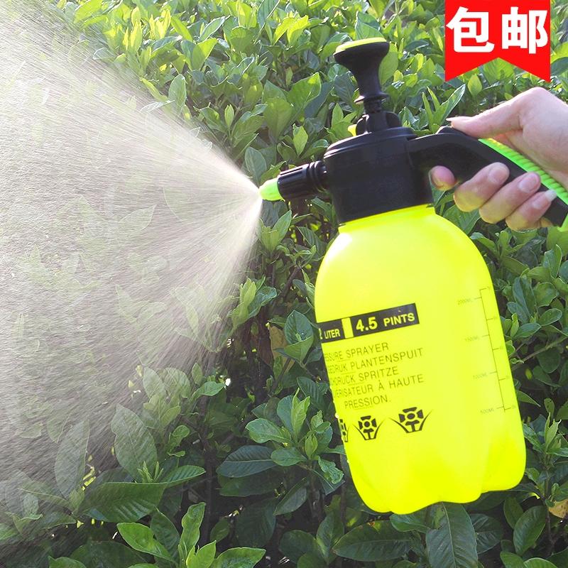 Лить цветок лейка небольшой вода горшок сад искусство инструмент посыпать чайник атмосферное давление стиль спрей устройство небольшой давление лить вода спрей бутылка