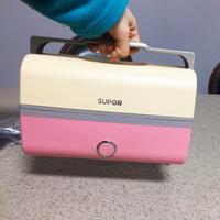 苏泊尔电热饭盒上班族保温可插电加热1便当盒2办公室便携带饭神器