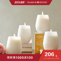 Harbor House American Imports Fragrance Candle soybean wax Essential oil cup candlestick aromatherapy household Valentine