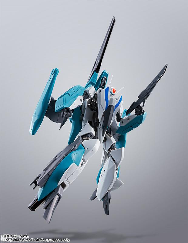 现货日版万代HI-METAL R 超时空要塞VF-2SS SAP 尼克斯 吉伯特机