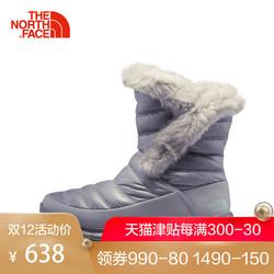 TheNorthFace北面秋冬新品保暖鞋保暖抓地户外女 2T5J