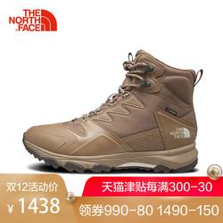 TheNorthFace北面秋冬新品防水抓地户外男徒步鞋 3K3M
