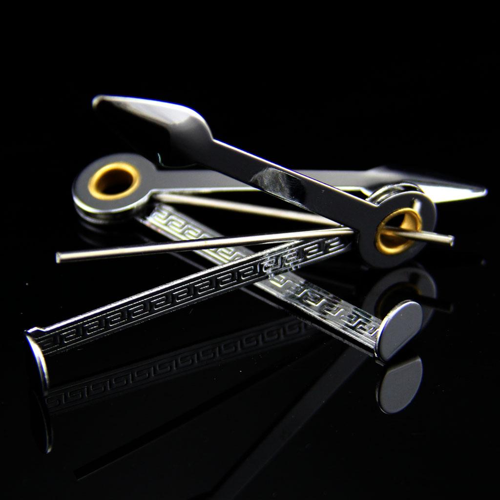 Трехрежимный резак для сигарет Три-в-одном трубчатый резак Давление бар, скребок, проход стрелка Труба от
