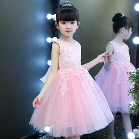 连衣裙夏装2020新款儿童装公主裙