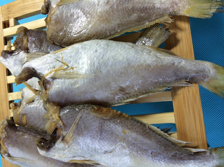 大连本地 晒制咸鱼黄花鱼小黄鱼 散装海鲜特产下饭菜干500g