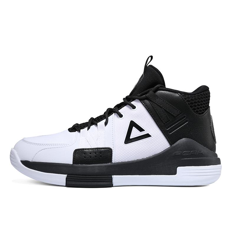 匹克篮球鞋男士2021新款春季官方正品实战球鞋学生防滑耐磨运动鞋