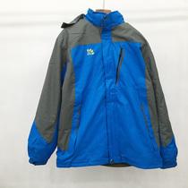 大码冲锋衣男户外三合一登山服可拆卸加绒厚外套170-230斤 79.9元