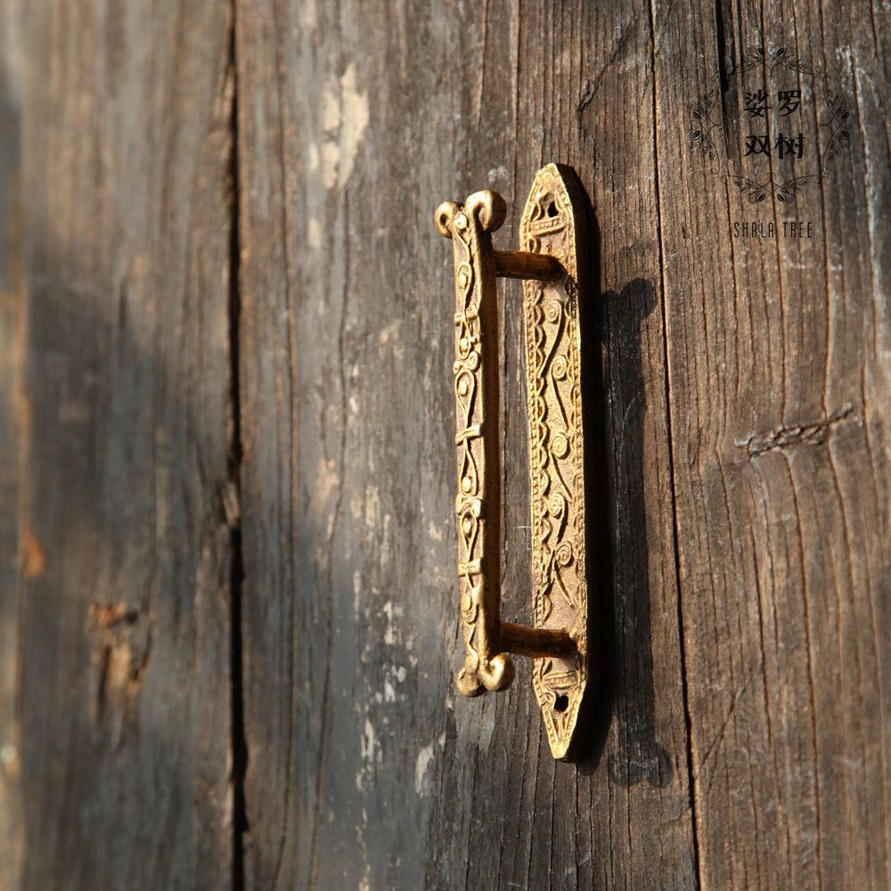 Индия медь поверхностный монтаж от дверь обрабатывать слово тип обрабатывать личность полоса окно ручка двери TIMES