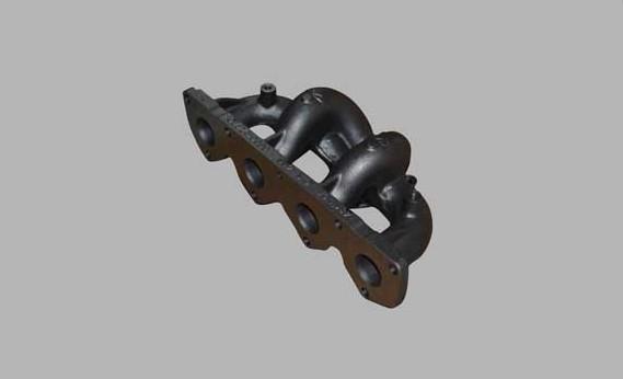 适配奇瑞瑞麒G5 G6威麟排气歧管 排气支管A3改涡轮增压排气歧管