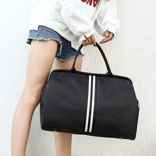 韩版旅行包大容量轻便行李包女健身