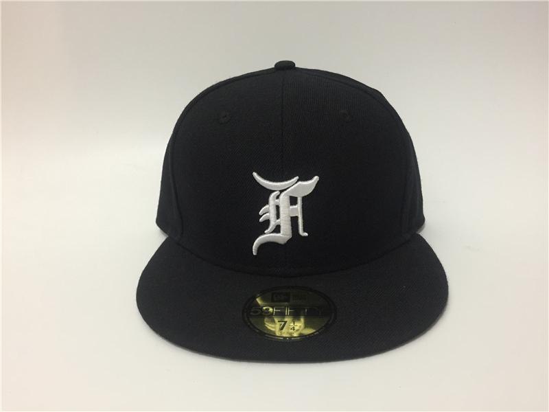 高街潮牌FOG复线essentials x New Era 59fifty棒球帽街头男女帽