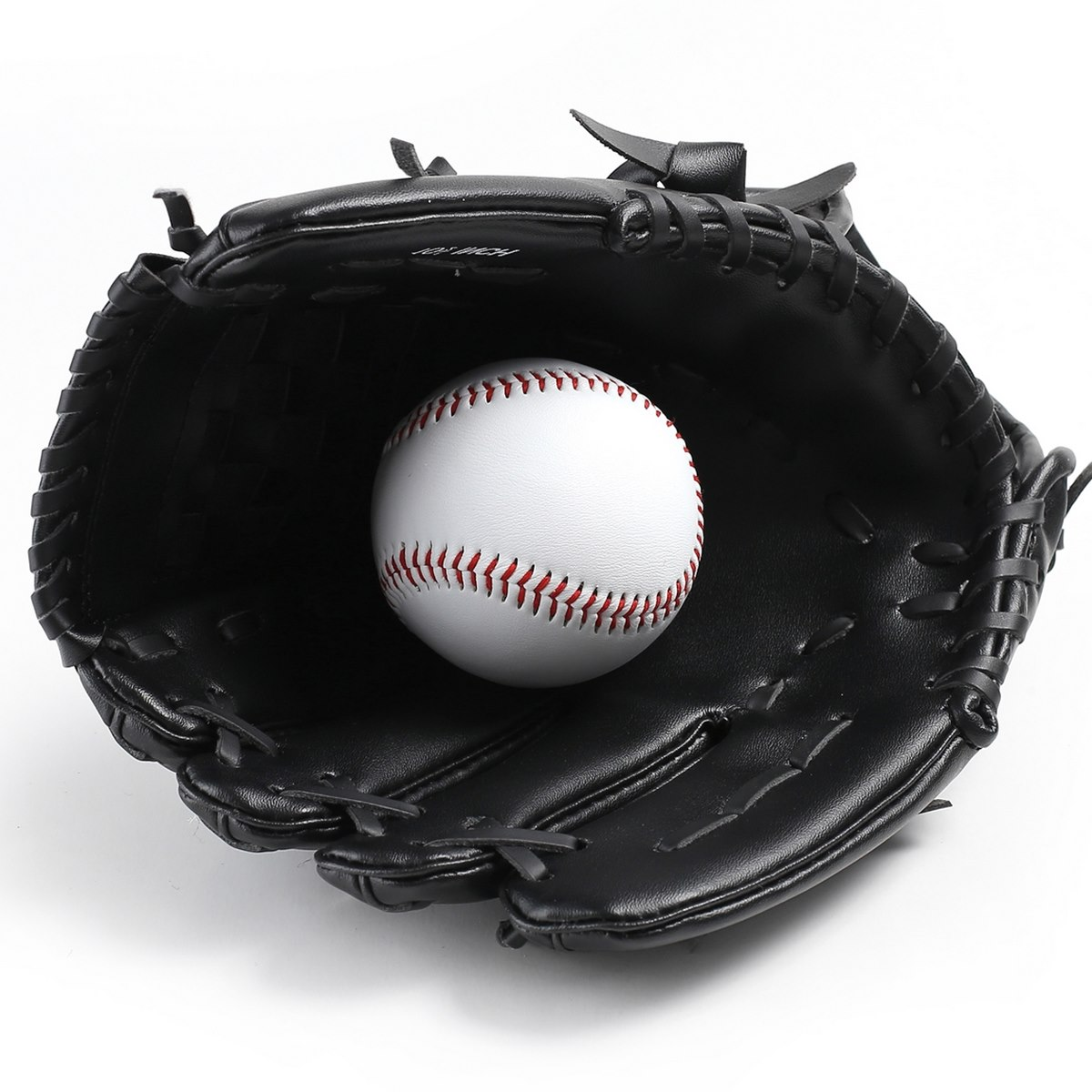 包邮棒球手套垒球手套内野儿童投手少年成人男女亲子加厚左右手