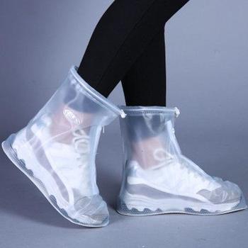 防滑耐磨加厚款防雨鞋套雨鞋套