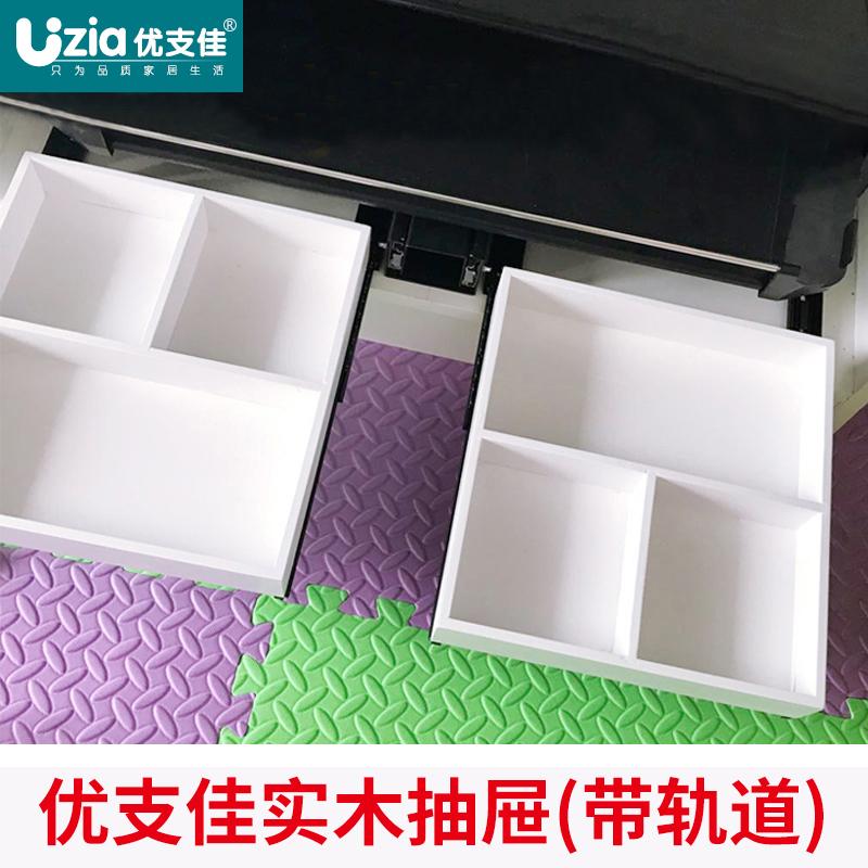 旋转鞋架分隔盒抽屉 收纳盒  鞋柜收纳鞋盒油鞋刷置物架小抽屉图片