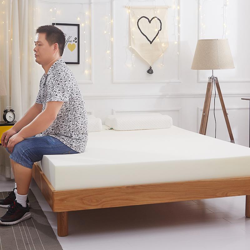 高密度加硬海绵垫记忆棉榻榻米床垫子软垫1.5m1.8m床学生宿舍垫被