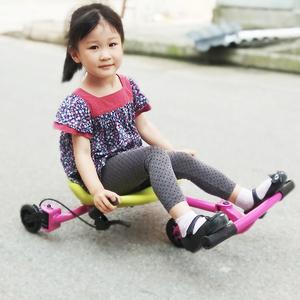 贝易乐扭扭车溜溜车儿童滑滑悠悠车摇摆车静音轮宝宝滑行玩具脚踩