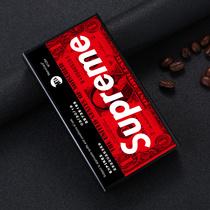 两针一线复古烟盒打火机盒套装真皮男女便携超薄个姓木质烟盒