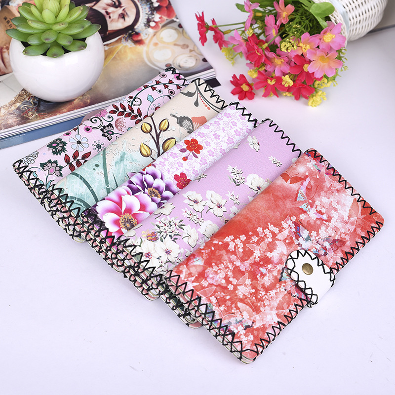 New product upgrade hand purse women leather cabinet wallet hand wallet hot sale in Scenic Area