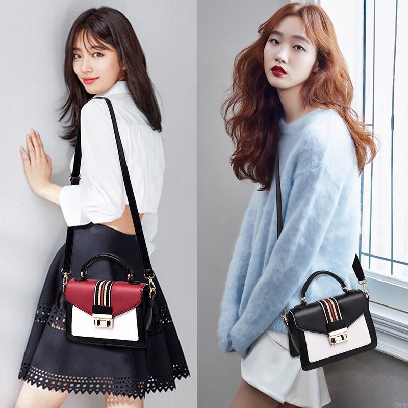 2019百搭斜挎新款潮流时尚女单肩新品包包手提包秋季韩版女包抢购